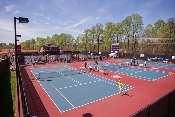 Cook Tennis Complex