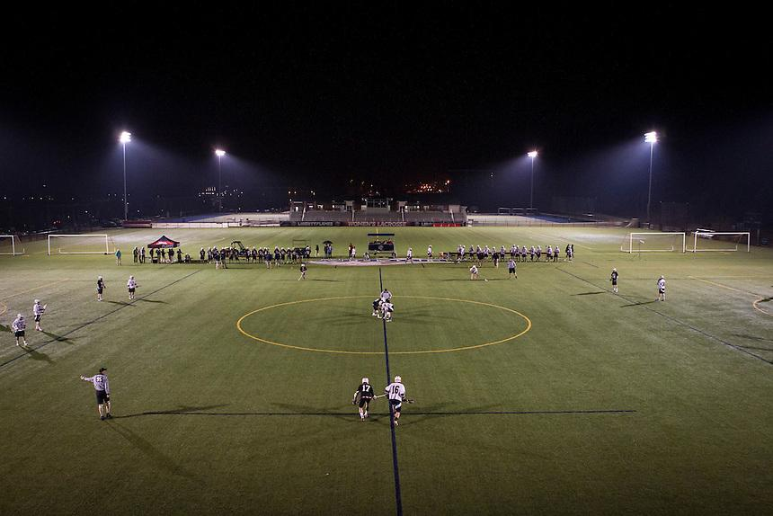 Liberty Lacrosse Stadium