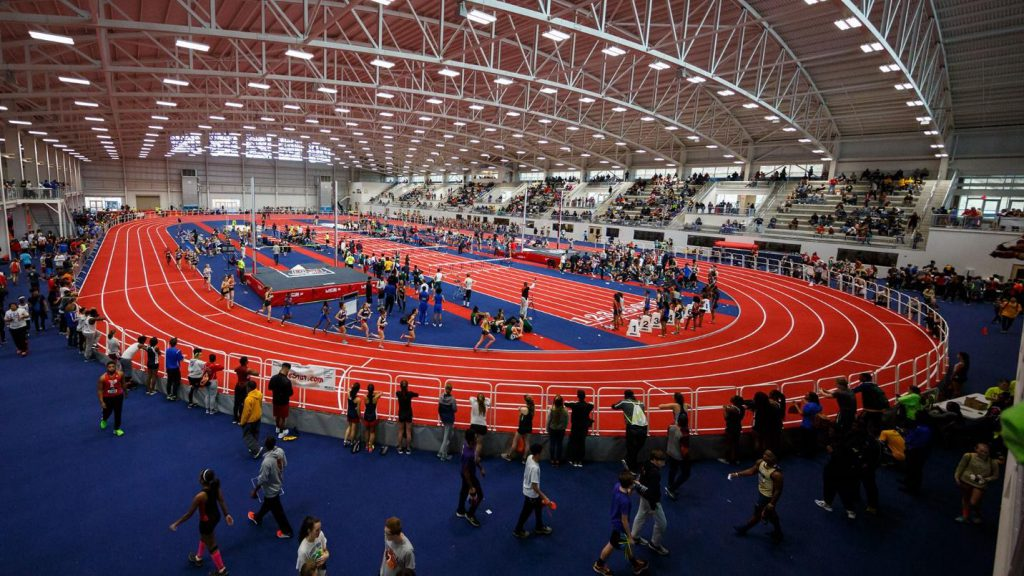 Liberty Indoor Track Complex