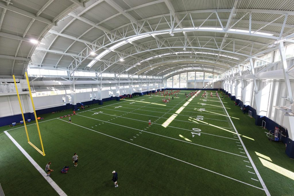 LU Football Indoor Practice Facility