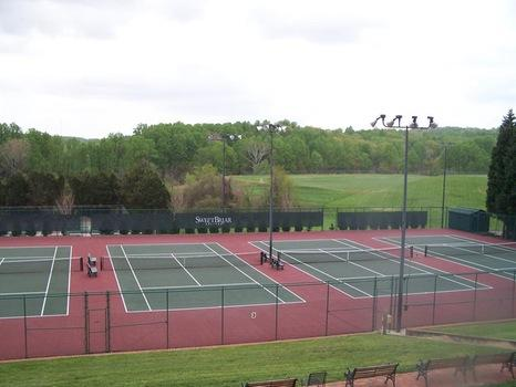 Sweet Briar Tennis Courts
