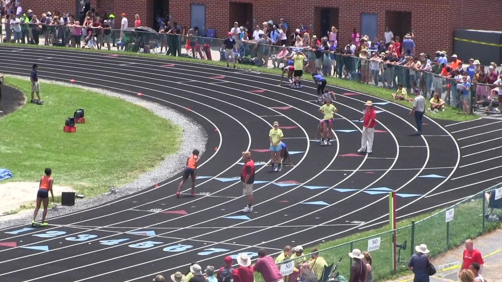 Heritage High School Athletic Area